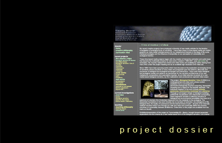 project dossier